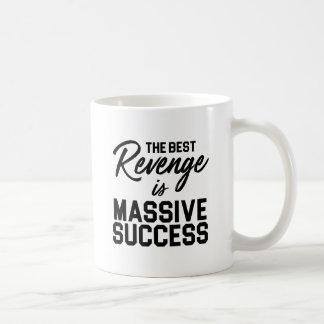 Success Revenge Coffee Mug