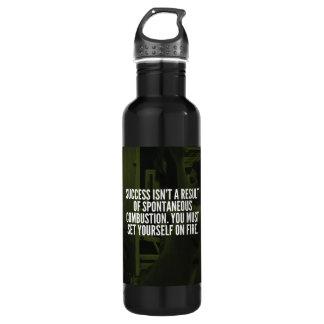 Success - Workout Inspirational 710 Ml Water Bottle