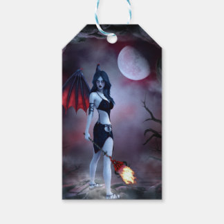 Succubus Fantasy Gift Tags