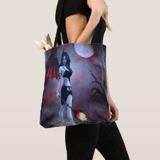 Succubus Fantasy Tote Bag