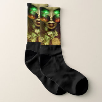 Succubus Vampire Socks