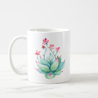 Succulent Coffee Mug