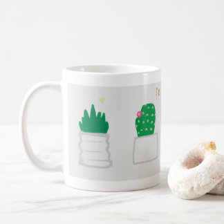 Succulent Friends Coffee Mug