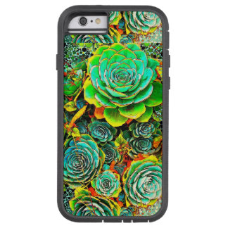 Succulent Garden Pop Art Tough Xtreme  Case