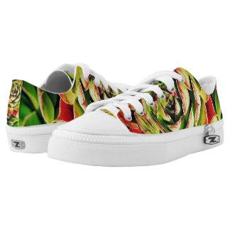 Succulent Low-Top Sneakers