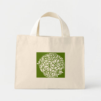 Succulent Mini Tote Bag