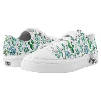 Succulent Sneakers / Tennis Shoes