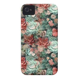 Succulent Succulents iPhone 4 Covers