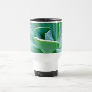 Succulent Swirl Travel Mug