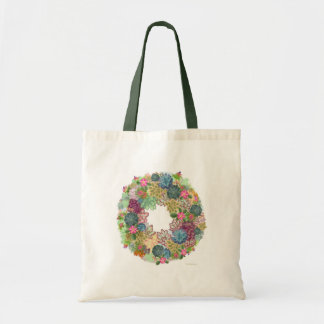 Succulent Wreath Bag