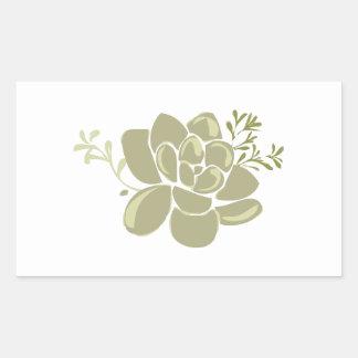 Succulents Base Sticker