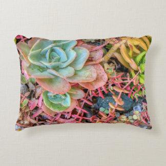 Succulents Decorative Pillow