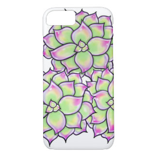 Succulents iPhone 8/7 Case