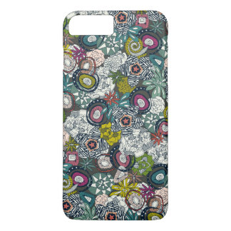 succulents multi dark iPhone 8 plus/7 plus case