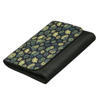 Succulents Pattern Wallet