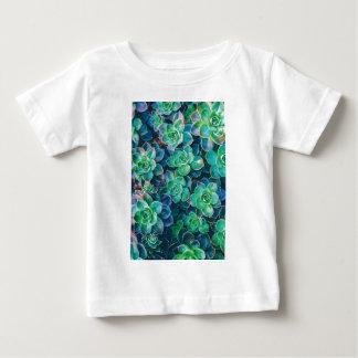 Succulents, Succulent, Cactus, Cacti, Green, Plant Baby T-Shirt