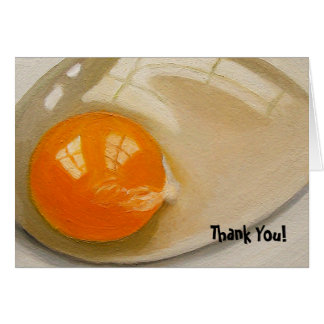 SUCH A GOOD EGG THANK YOU CARD
