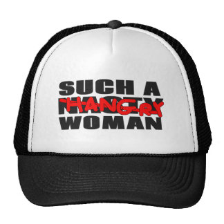 Such a Hangry Woman Trucker Hat