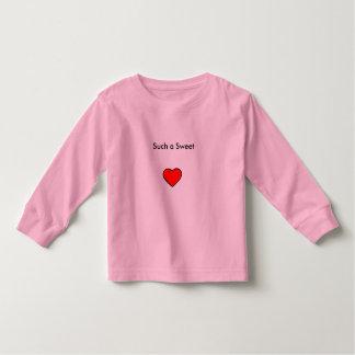 Such A Sweetheart Toddler T-shirt