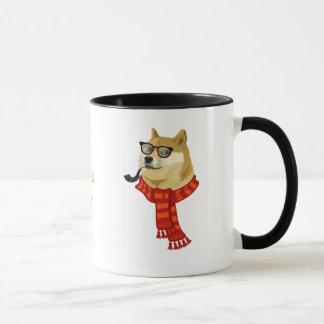 Such Hipster Doge Mug