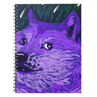 Such Moon, Many Star by Vincent van Doge Notebook
