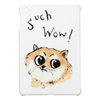 Such Wow! Doge Meme Cover For The iPad Mini