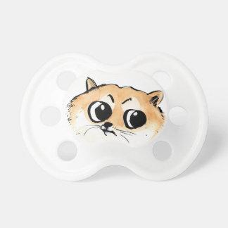 Such Wow! Doge Meme Pacifier