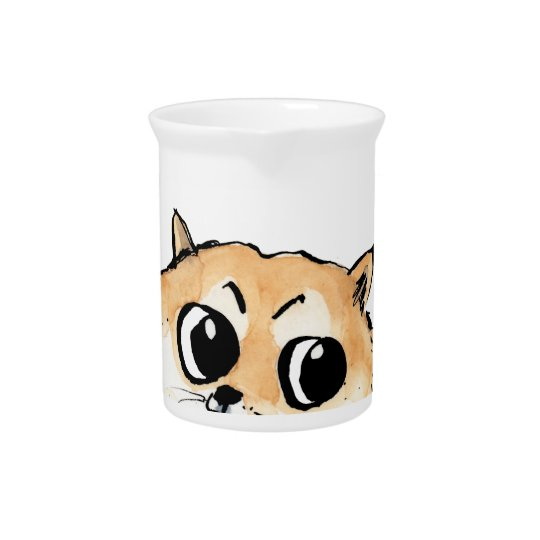 Such Wow! Doge Meme Pitcher