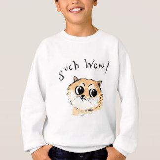 Such Wow! Doge Meme Sweatshirt