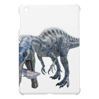 Suchomimus Dinosaur Eating a Shark Cover For The iPad Mini