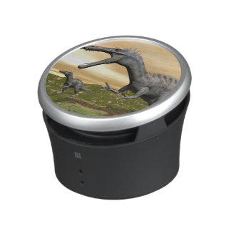 Suchomimus dinosaurs - 3D render Bluetooth Speaker