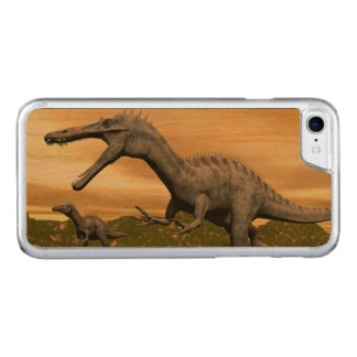 Suchomimus dinosaurs - 3D render Carved iPhone 8/7 Case