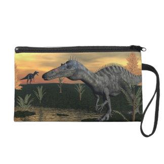 Suchomimus dinosaurs - 3D render Wristlet