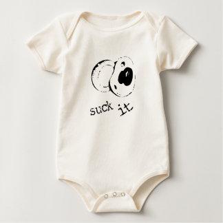 Suck it baby bodysuit
