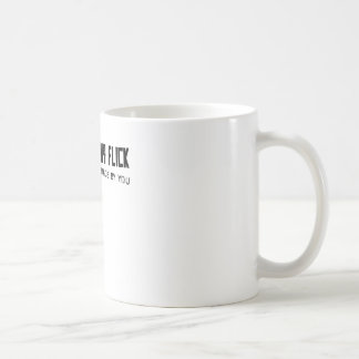 Suck My Flick Simple Coffee Mug