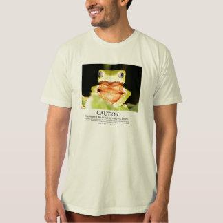 Sucking this frog may make you insane T-Shirt