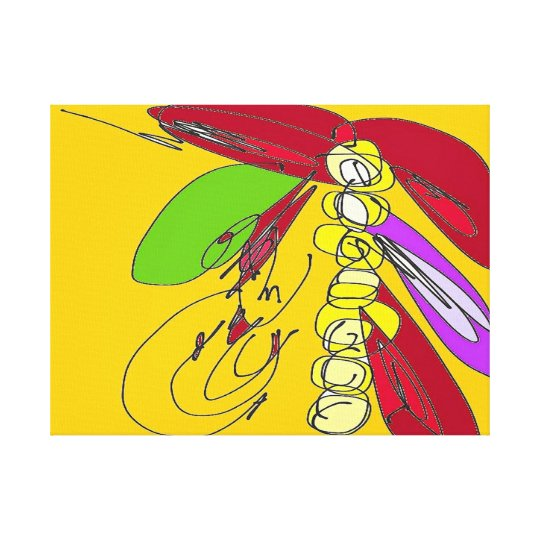 Sucre Canvas Print