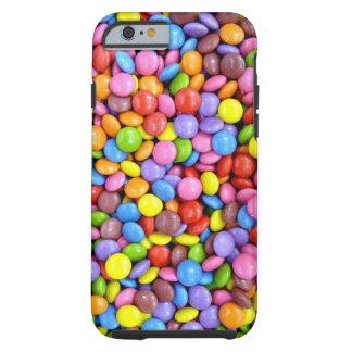 Sucrerie colorée coque tough iPhone 6
