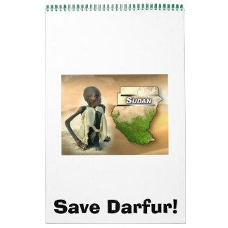 sudan_2006_gr1, Save Darfur! Wall Calendar