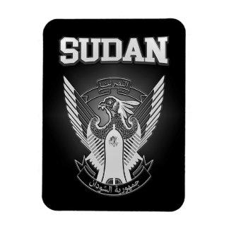 Sudan Coat of Arms Magnet