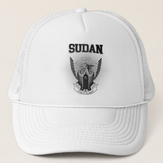 Sudan Coat of Arms Trucker Hat