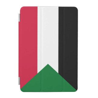 Sudan Flag iPad Mini Cover