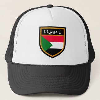 Sudan Flag Trucker Hat