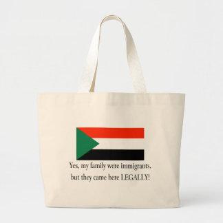 Sudan Jumbo Tote Bag