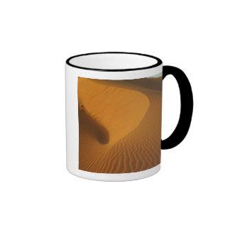 Sudan, North (Nubia), dunes in the desert Coffee Mug
