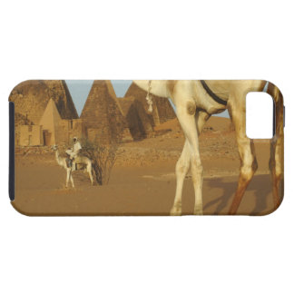 Sudan, North (Nubia), Meroe pyramids with Case For The iPhone 5