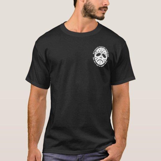 Sudden Death Goalie Mask T-Shirt