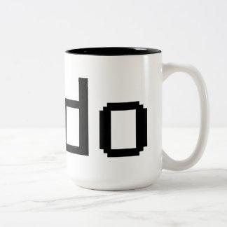 Sudo Two-Tone 444ml Mug
