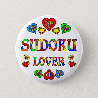 Sudoku Lover 2 Inch Round Button