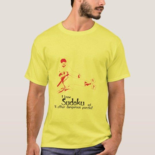 Sudoku Master T-Shirt